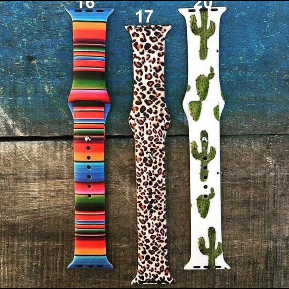 Accessories - SOLD Cactus Apple Watch band